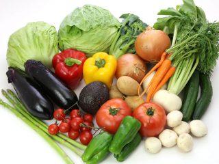 白髪 野菜